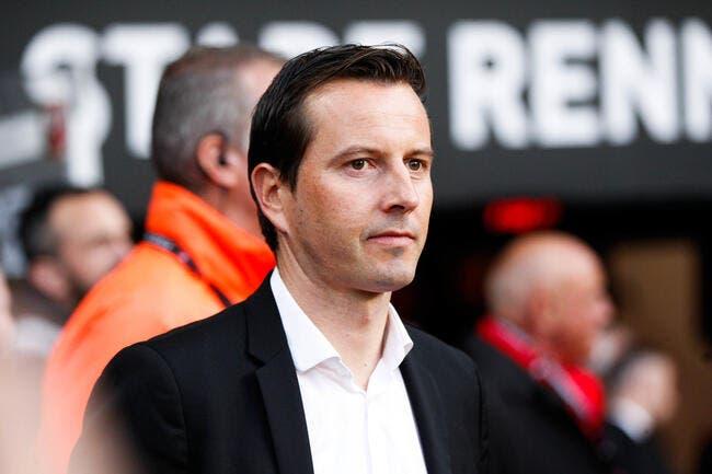 SRFC : Rennes se met à genoux devant Stéphan, ça ne suffira pas