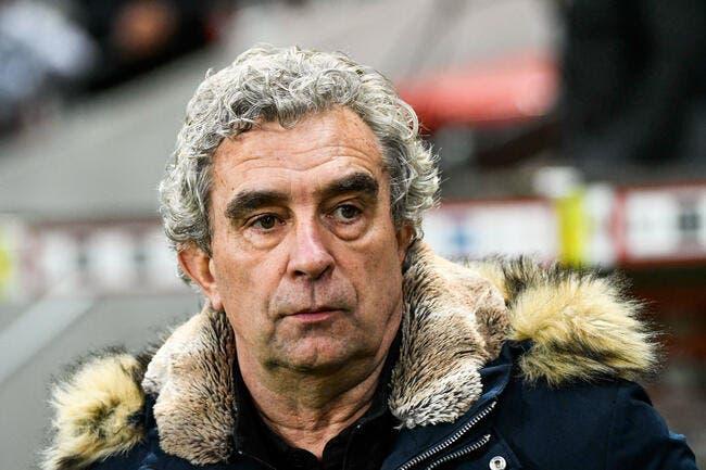 ASSE : Rocheteau ne quittera pas totalement Saint-Etienne
