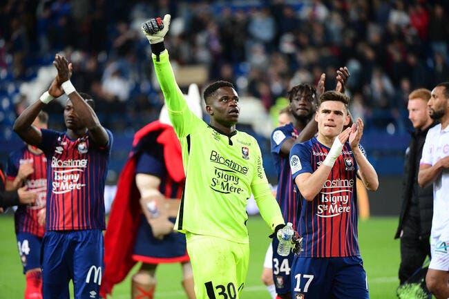 FCN : Un gardien pour 2 ME, Nantes flaire la bonne affaire