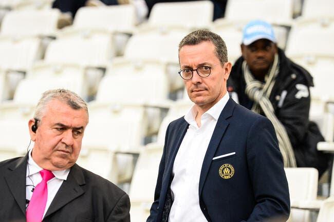 OM : Villas-Boas à Marseille, Eyraud refuse de trop en dire