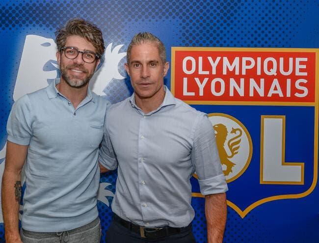 Officiel: Sylvinho et Juninho ont signé, présentation à 15h00