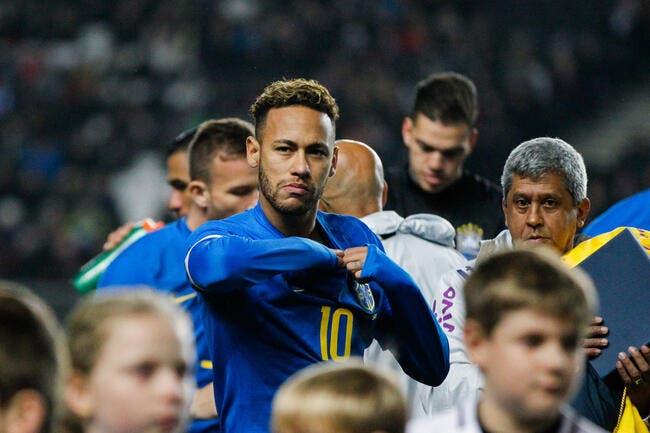 PSG: Neymar rentre au Brésil et se prend un coup de massue