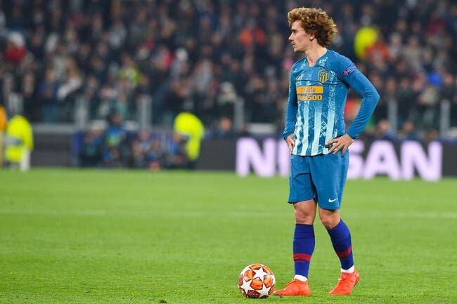 Esp: Messi l'a mis en colère, Griezmann a un doute sur le Barça