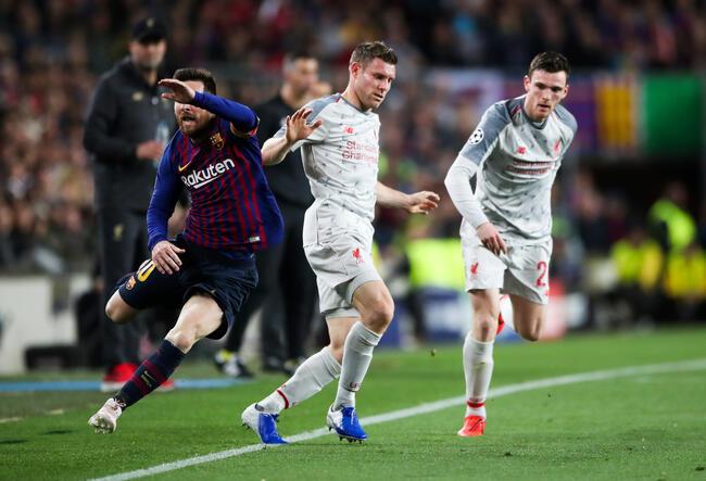 Admiratif, Milner autorise Messi à le traiter de tous les noms