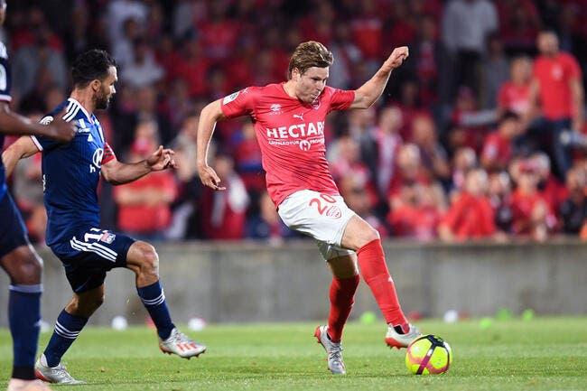 Mercato: Rennes et Nîmes discutent d'un échange offensif