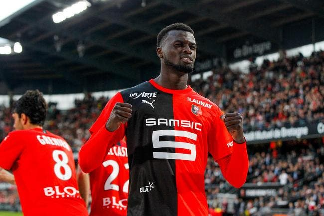 Mbaye Niang appartient officiellement au Stade Rennais — Mercato