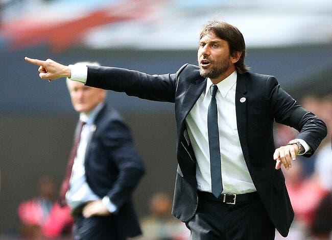 Ita : Antonio Conte nommé entraîneur de l'Inter