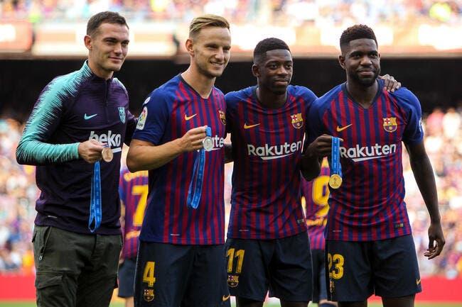 Mercato: 300 ME, la braderie XXL du Barça est lancée
