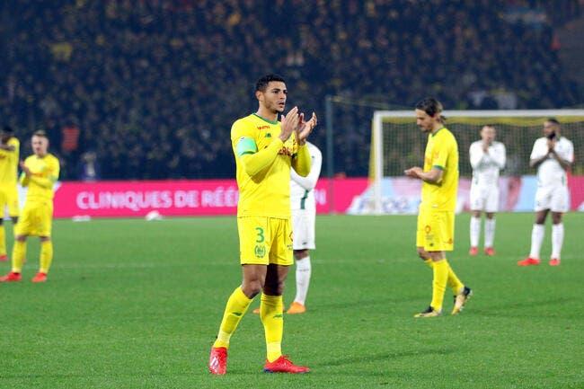 Officiel: Le FC Séville va s'offrir le Nantais Diego Carlos