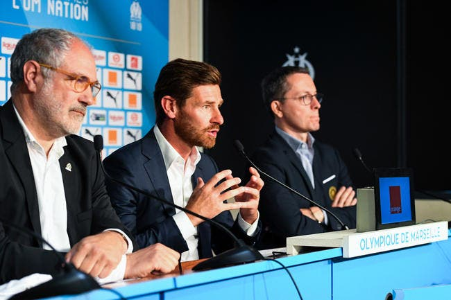 OM: Villas-Boas a appris, il s'est blindé avant de signer à Marseille