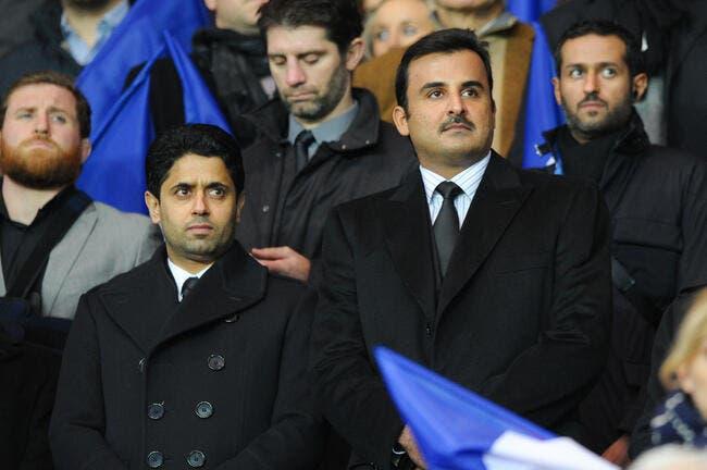 PSG: Le Qatar ne partira pas, mais ça n'a rien à voir avec le foot