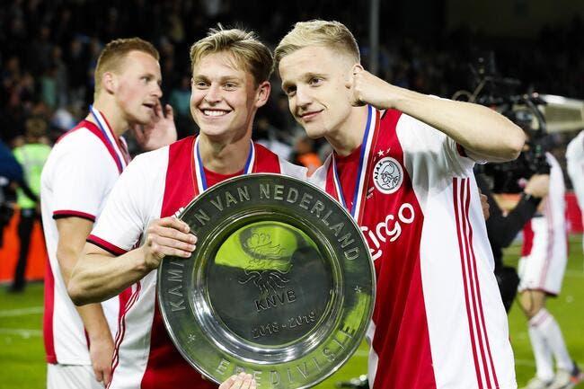 PSG: Paris en pôle pour un recrutement surprise à l'Ajax