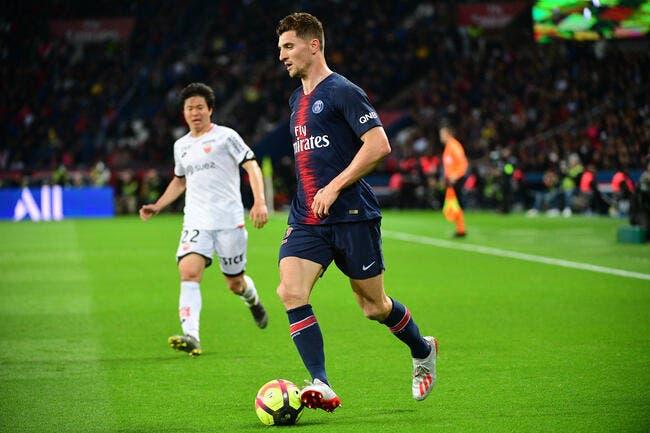 PSG : 25ME et Man Utd, Meunier range son casier à Paris
