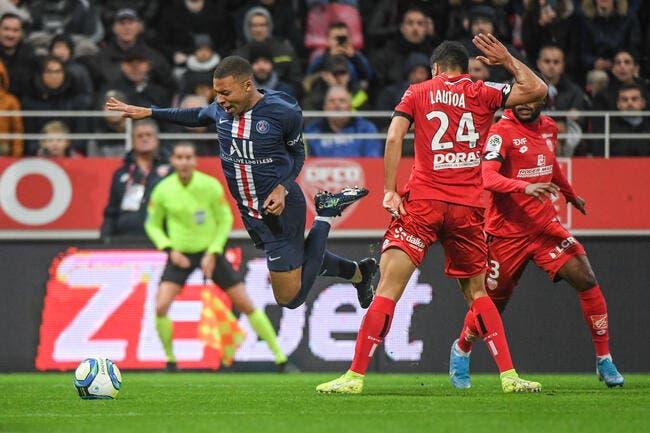 L1 : L'énorme surprise, le PSG perd chez le dernier !
