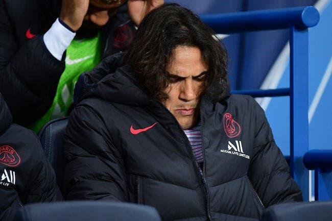 PSG : Cavani n'est plus respecté, Luis Fernandez monte au front