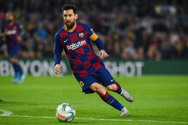 Esp : Le Barça tombe à Levante