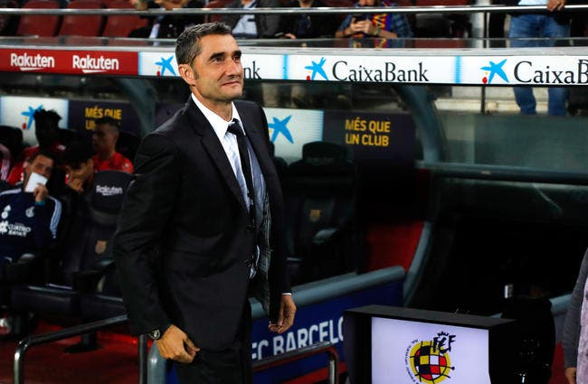 Liga : Valverde refuse de parler démission au Barça