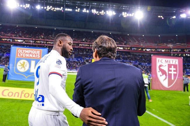 OL : La rechute de Lyon, il l'annonce gros comme une maison
