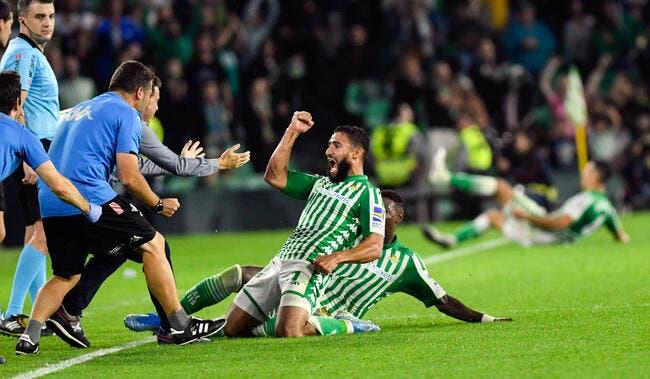 OL : Un retour à Lyon, Nabil Fekir y pense déjà !