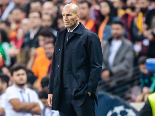 Zidane a offert l'argent du Qatar à sa fondation en Algérie