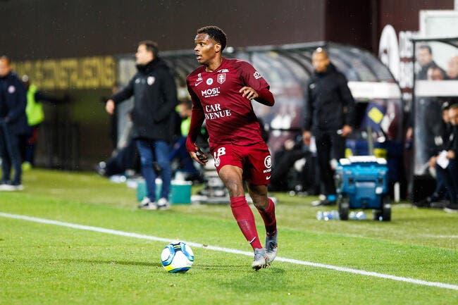 Deux joueurs du FC Metz sérieusement blessés dans un accident