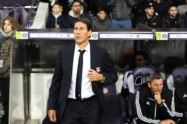 OL : Le groupe avec 3 absents contre Benfica