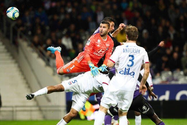 OL : Lopes ou Tatarusanu, le débat est clos à Lyon