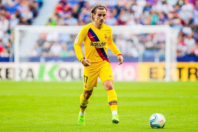 Esp : Griezmann défend comme un chien, Barcelone adore