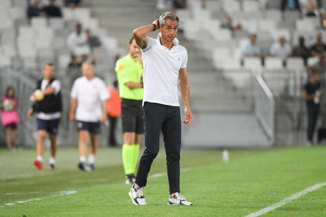 FCGB: Un remplaçant humilié en plein match, Sousa ne rigole pas