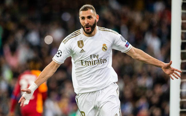 LdC : Karim Benzema dépasse une légende du Real Madrid !