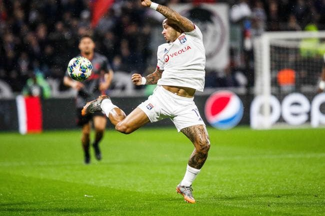 OL : Memphis Depay sera bien forfait pour Marseille-Lyon