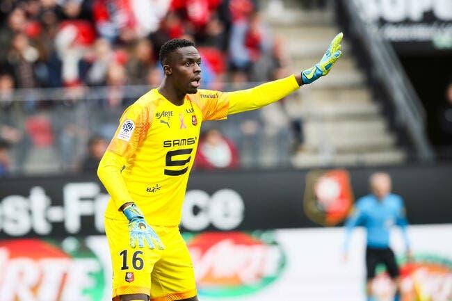 OM : 0 euro au mercato, Mendy résume Marseille