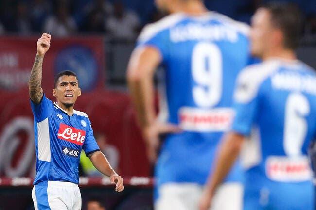 Naples : Crise à Naples, le PSG mêlé sans le vouloir
