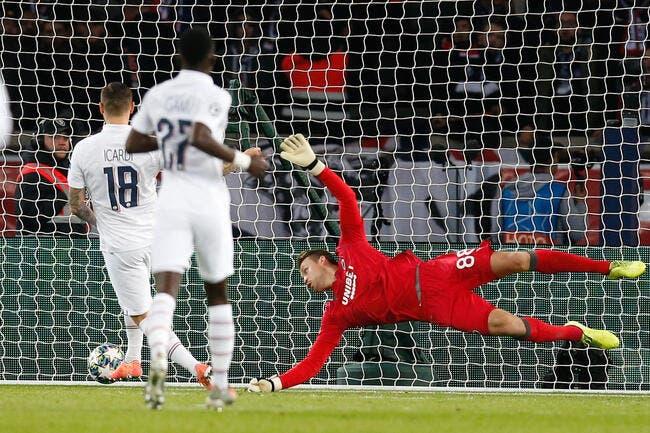 PSG : 1-0 face à Bruges, il s'en fout royalement