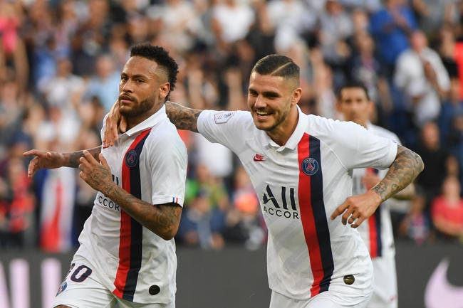 PSG : Paris donne des nouvelles de Neymar et Icardi
