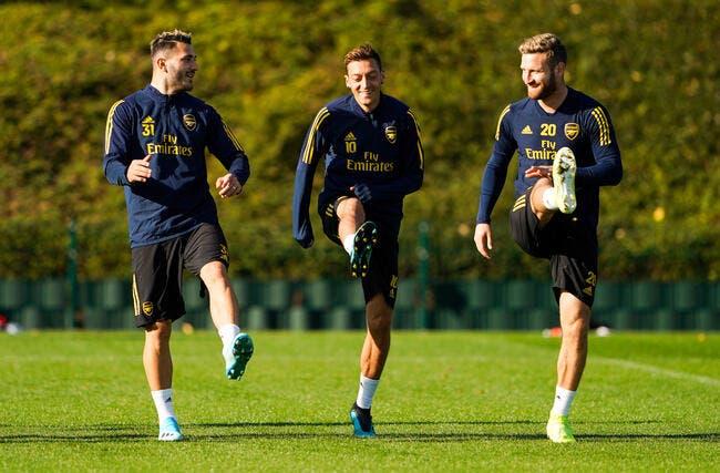 Arsenal : 10 ans de prison pour l'agresseur d'Özil et Kolasinac