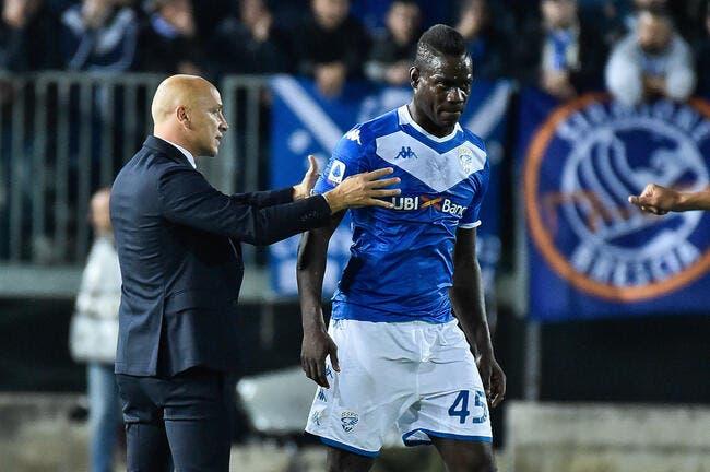 Ita : Balotelli victime de racisme, ses fans se retournent contre lui