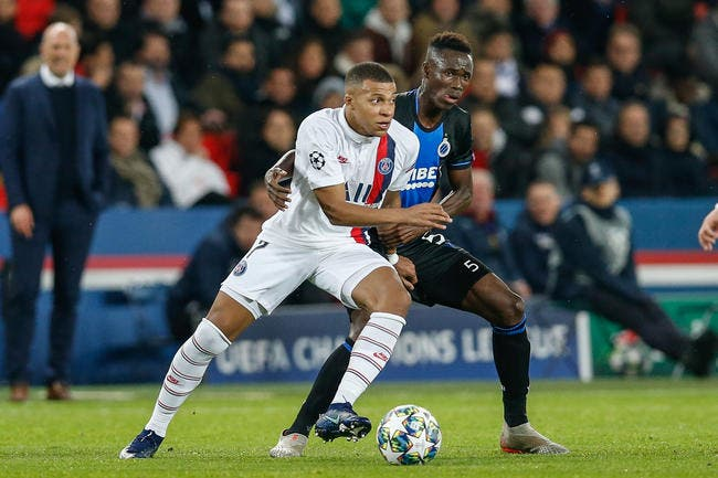 PSG : Mbappé absent surprise pour Brest-Paris SG