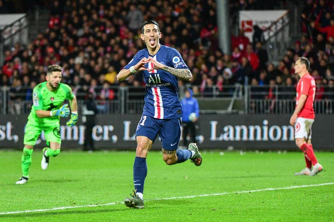 Cavani en échec, Icardi sauve le PSG à Brest
