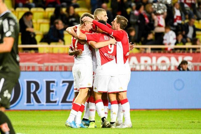Magie de la Ligue 1, Monaco revient à un point du podium !