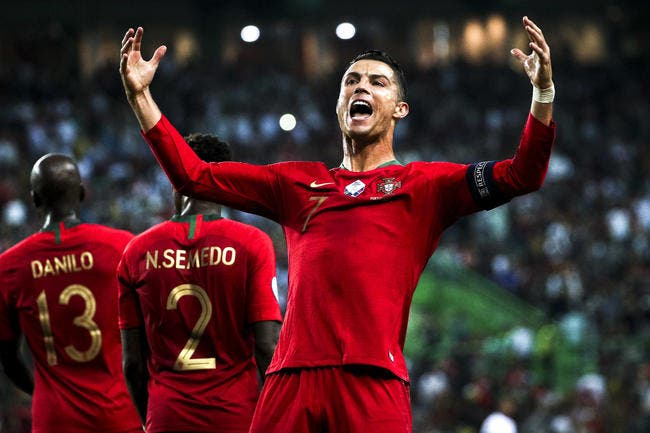 La Team Cristiano Ronaldo, il n'avait jamais vu ça