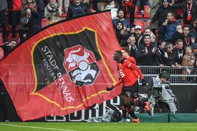 L1 : Rennes renverse Amiens et retrouve le moral