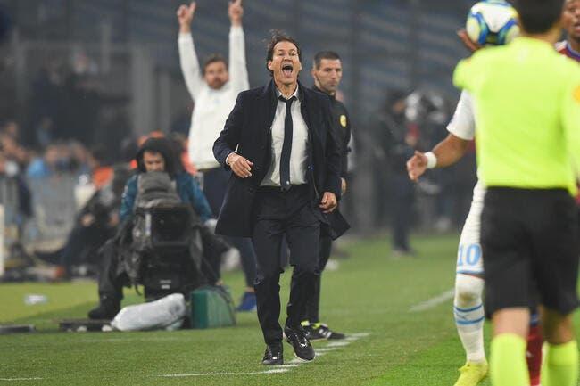 OL : Garcia chute pour son retour à Marseille, la VAR accusée