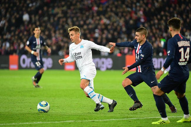 OM : Le 4-0 face au PSG, Rongier assume totalement