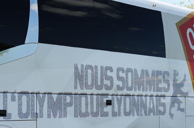OM-OL : Le bus lyonnais défoncé, Aulas évoque une annulation du match