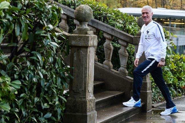 EdF : Benzema mérite les Bleus, Deschamps comprend Zidane