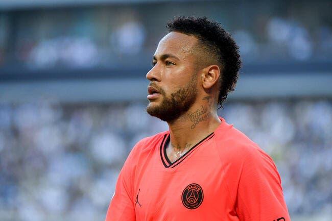 PSG : Neymar a la rage, sa saison est pourrie