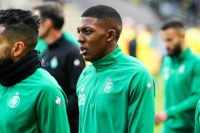 ASSE : 2,5 ME pour lui, Saint-Etienne ne regrette pas - Foot01.com