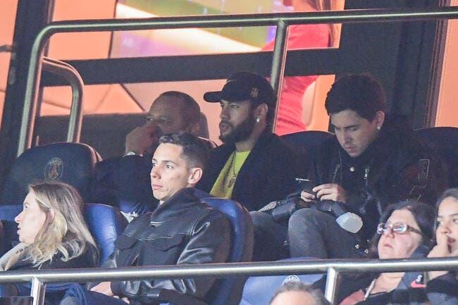 PSG : Neymar fait du pied à Barcelone, et ça marche