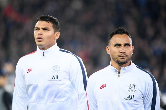 PSG : Thiago Silva en Italie, la rumeur enfle !